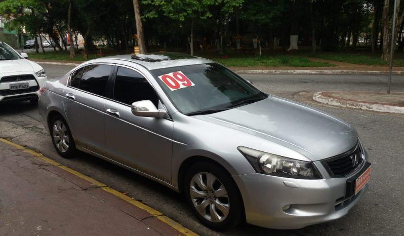 Honda accord ex 3 5 v6 2009 multimarcas ara jos for Honda financial payoff phone number